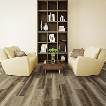 US Floors COREtec Plus Luxury Vinyl Tile | Living Rooms - 3481