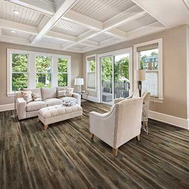 US Floors COREtec Plus Luxury Vinyl Tile | Living Rooms - 3483