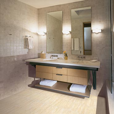 US Floors COREtec Plus Luxury Vinyl Tile | Bathrooms - 3487