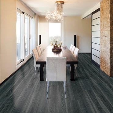 US Floors COREtec Plus Luxury Vinyl Tile | Dining Room Areas - 3496