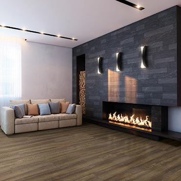 US Floors COREtec Plus Luxury Vinyl Tile | Living Rooms - 3503