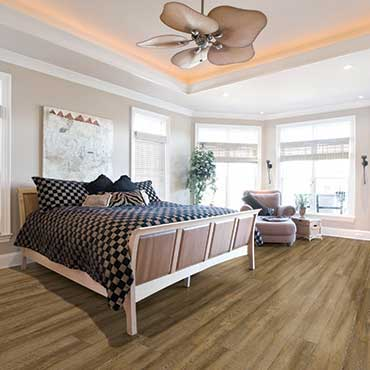 US Floors COREtec Plus Luxury Vinyl Tile | Bedrooms - 3507