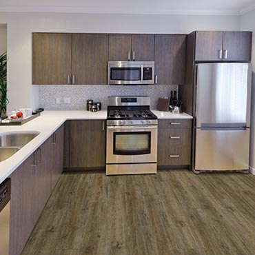 US Floors COREtec Plus Luxury Vinyl Tile | Kitchens - 3508