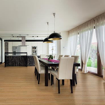 US Floors COREtec Plus Luxury Vinyl Tile | Dining Room Areas - 3509