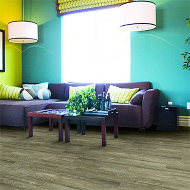Congoleum Luxury Vinyl Flooring | Family Room/Dens