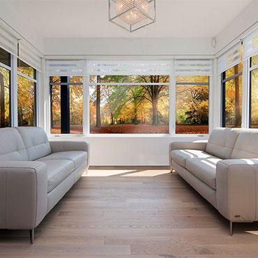 Superior Hardwood Flooring    Living Rooms - 5040