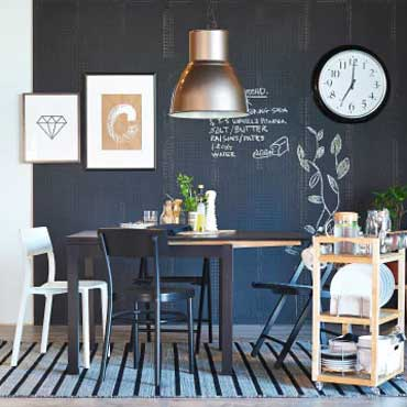 Ikea Furnishing | Dining Room Areas - 5152