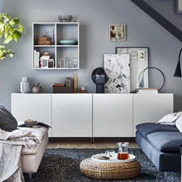 Ikea Furnishing | Living Rooms - 5155