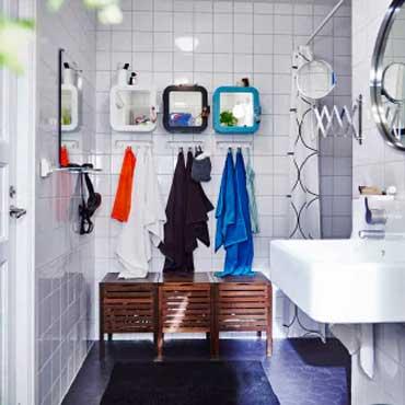 Ikea Furnishing | Bathrooms