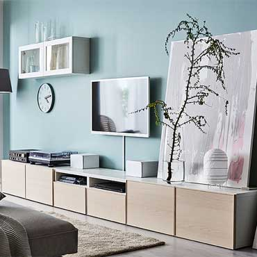 Ikea Furnishing | Living Rooms - 5174