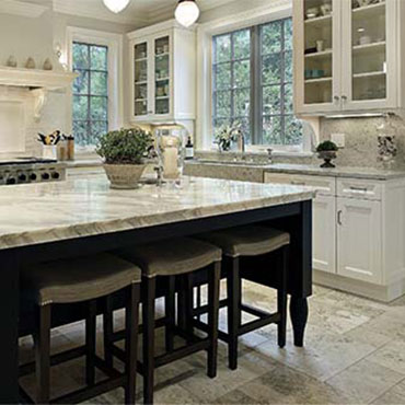 {Natural Stone Floors