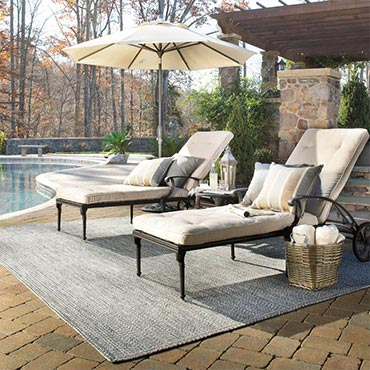 Capel Rugs | Pool/Patio-Decks - 4890