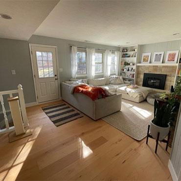 Cali Hardwood Flooring | Family Room/Dens - 6505