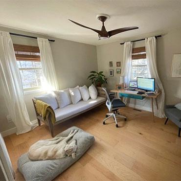 Cali Hardwood Flooring | Home Office/Study - 6506