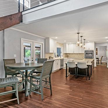 Cali Hardwood Flooring | Dining Areas - 6507