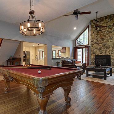 Cali Hardwood Flooring | Family Room/Dens - 6516
