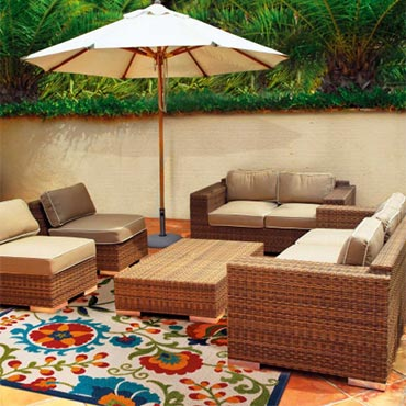 Nourison Area Rugs | Pool/Patio-Decks - 4838