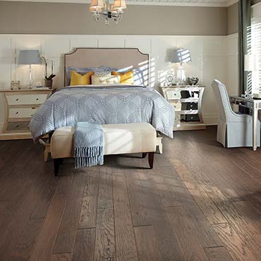 Shaw Hardwoods Flooring | Bedrooms