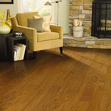 Mannington Hardwood Flooring | Living Rooms - 3076