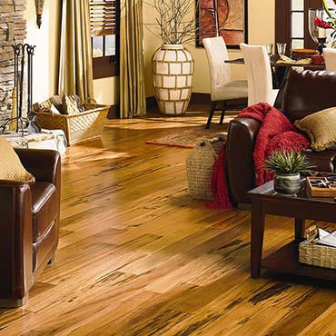 Mannington Hardwood Flooring | Family Room/Dens - 3082