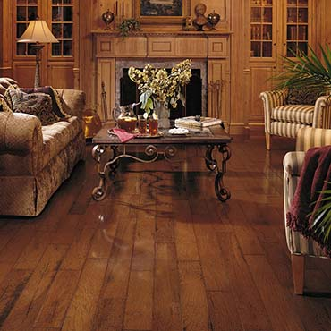 Mannington Hardwood Flooring | Living Rooms - 3086