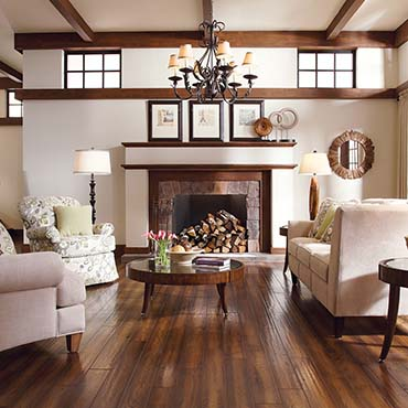 Mannington Hardwood Flooring | Living Rooms - 3089