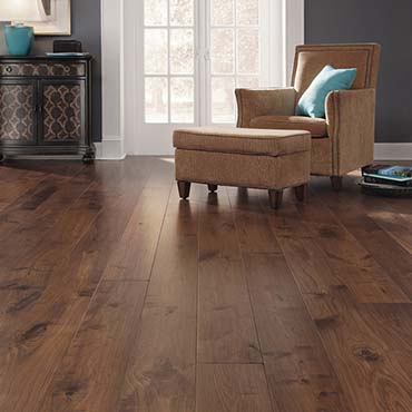 Mannington Hardwood Flooring | Living Rooms - 3094