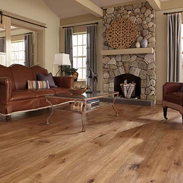Mannington Hardwood Flooring | Living Rooms - 3095