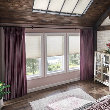 Graber® Window Treatments | Bedrooms - 5655