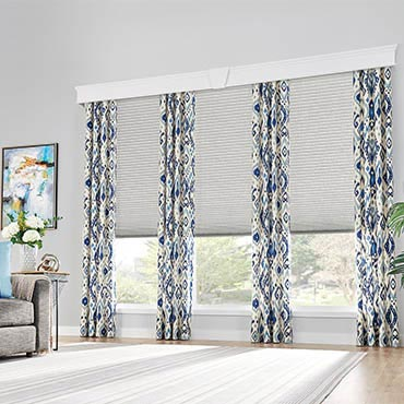 Graber® Window Treatments | Family Room/Dens - 5669