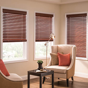 Graber® Window Treatments | Family Room/Dens - 5670