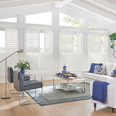 Graber® Window Treatments | Family Room/Dens - 5674