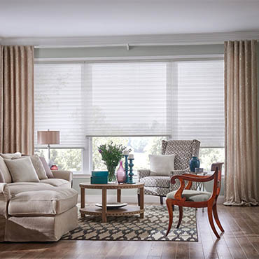 Graber® Window Treatments | Family Room/Dens - 5677