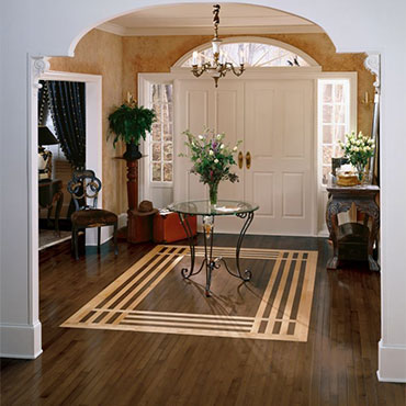 Bruce Hardwood Flooring | Foyers/Entry - 4968