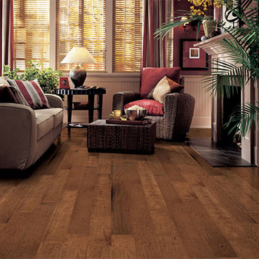 Bruce Hardwood Flooring | Living Rooms