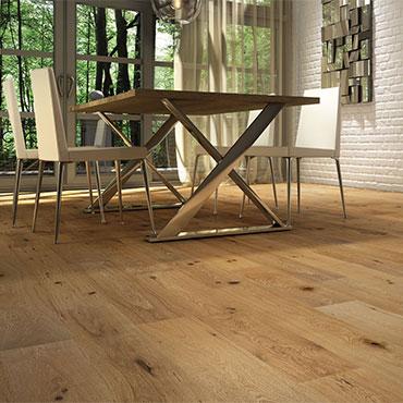 Lauzon Hardwood Flooring   Dining Areas - 6807
