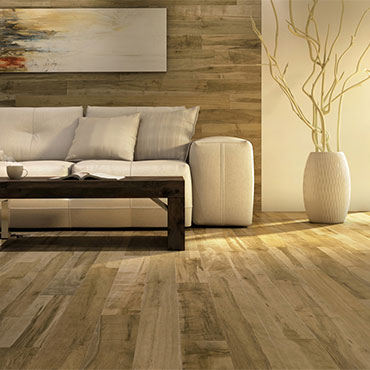 Lauzon Hardwood Flooring   Living Rooms - 6809
