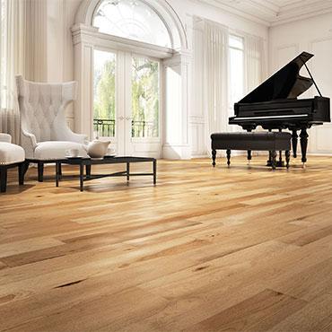 Lauzon Hardwood Flooring   Living Rooms - 6811