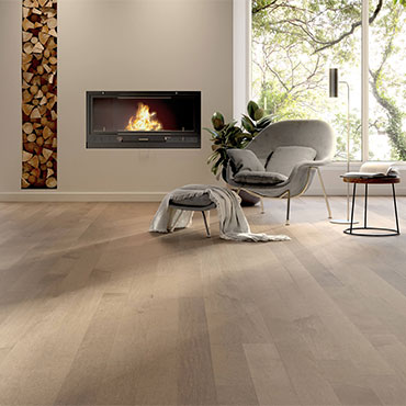 Lauzon Hardwood Flooring   Living Rooms - 6816
