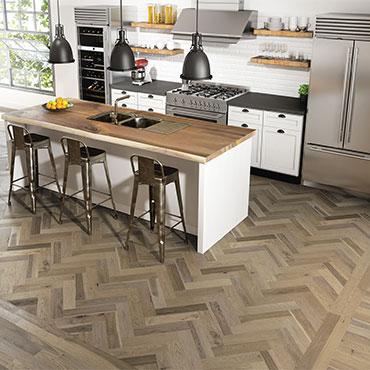 Lauzon Hardwood Flooring   Kitchens - 6817