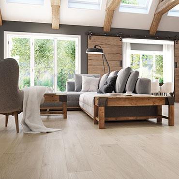 Lauzon Hardwood Flooring   Family Room/Dens - 6819