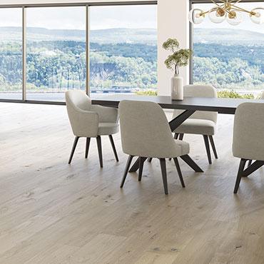 Lauzon Hardwood Flooring   Dining Areas - 6833