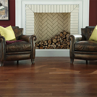 Mullican Hardwood Flooring | Family Room/Dens - 6892