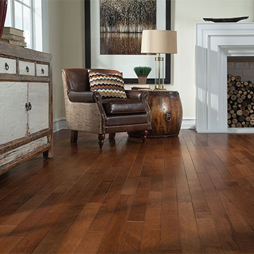 Mullican Hardwood Flooring | Living Rooms - 6899