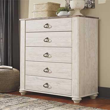 Ashley Furniture   Bedrooms - 5264