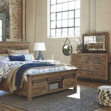 Ashley Furniture   Bedrooms - 5277