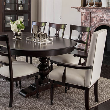 Canadel Furniture | Dining Room Areas