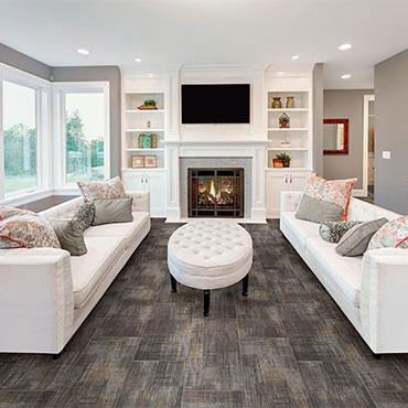 Congoleum® DuraCeramic | Living Rooms - 6901
