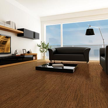 Natural CORK® Flooring | Living Rooms - 3396