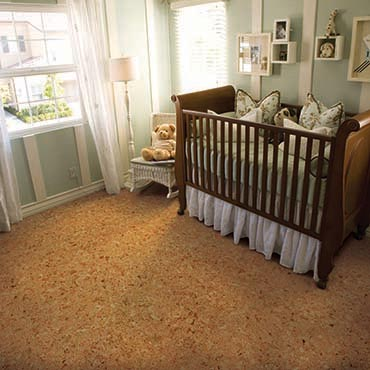 Natural CORK® Flooring | Nursery/Baby Rooms - 3401